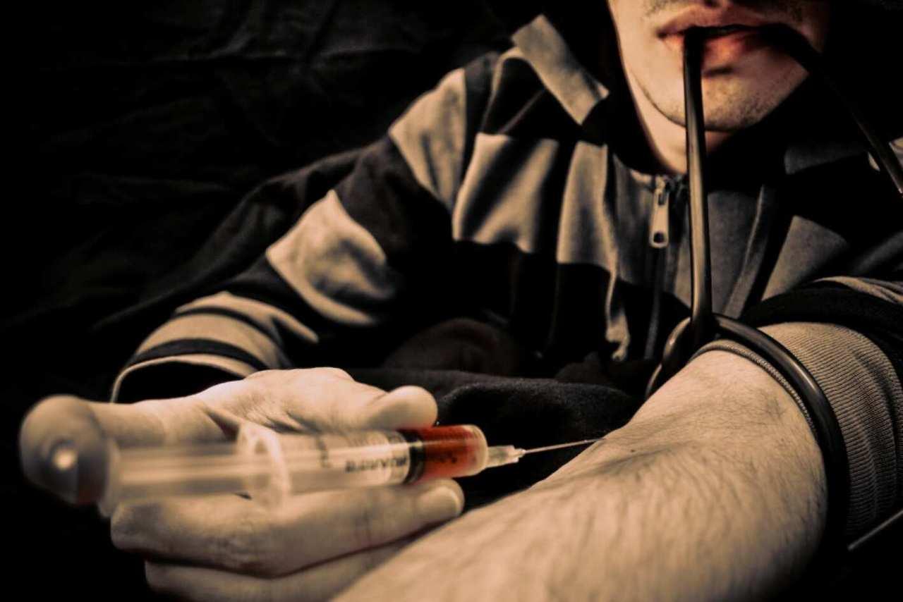 наркоман